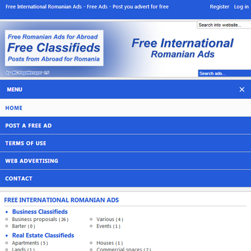 freeads-website